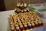 sladká soutěžní jídla